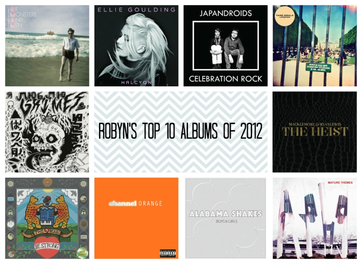 top 10 of 2012v2