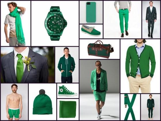 green (him)