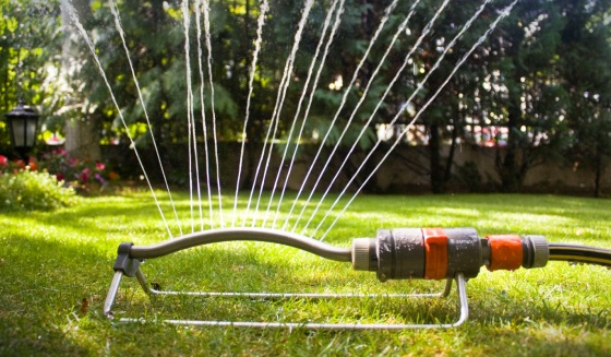 garden-hose-with-sprinkler